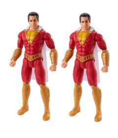 Kit-de-Bonecos-Articulados---30-Cm---DC-Comics---Shazan---Shazan---Mattel