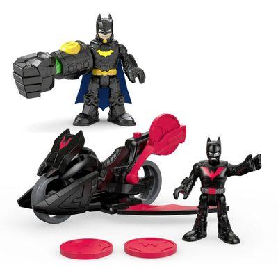 Kit-de-Mini-Bonecos---7Cm---Imaginext-DC-Comics---Super-Amigos---Batman---Fisher-Price