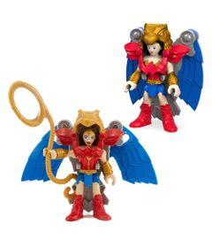 Kit-de-Mini-Bonecos---7Cm---Imaginext-DC-Comics---Super-Amigos---Mulher-Maravilha---Fisher-Price
