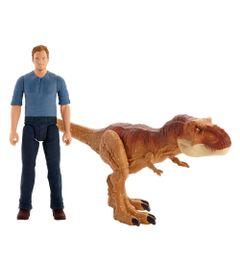 Kit-de-Mini-Figuras---7Cm---Imaginext---Jurassic-World---Owen-Grady-e-Tyrannosaurus-Rex---Fisher-Price