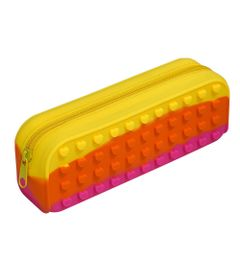 estojo-escolar-19x5-cm-sweet-laranja-e-amarelo-dac-E213_Frente