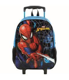 Mala-com-Rodinhas---Nº-16---30x40-Cm-disney-marvel-spider-man-xeryus_frente