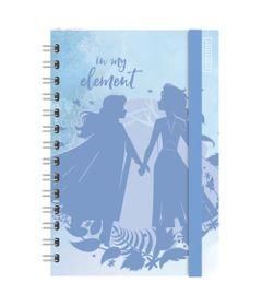 caderno-espiral-duplo-bullet-journal-frozen-2-80-folhas-azul-dermiwil-37813_Frente