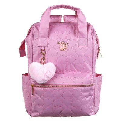 mochila-escolar-40cm-coracoes-capricho-rosa-dmw-11890_Frente