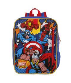 mochila-infantil-40cm-marvel-vingadores-azul-e-vermelho-dmw-11681_Frente
