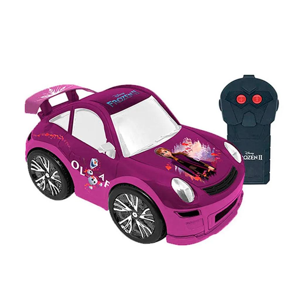 Carrinho de Controle Remoto - Disney - Frozen 2 - Snow Car - Anna - Candide