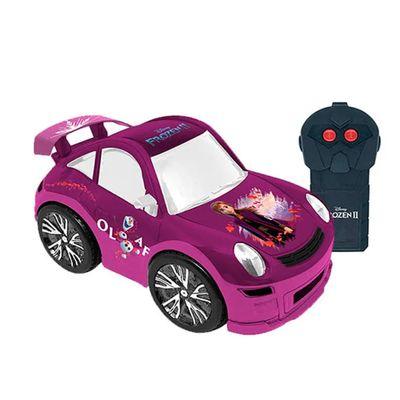 Carrinho de Controle Remoto Disney Frozen 2 Snow Car Anna Candide