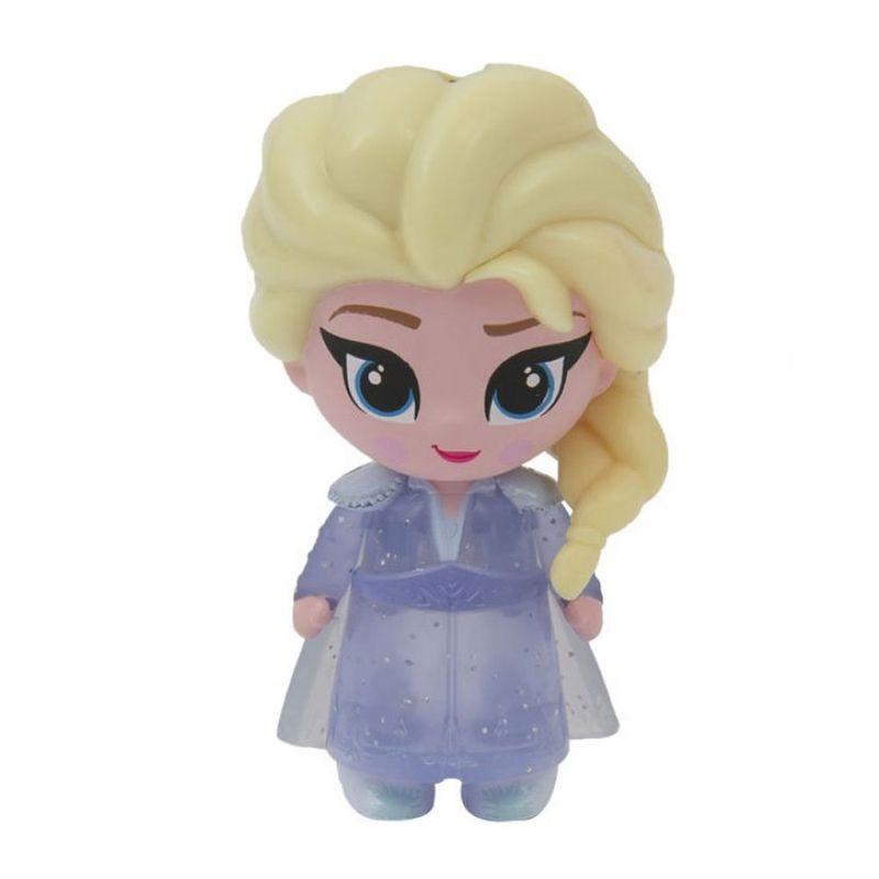 Mini Figura Com Luzes 7 Cm Disney Frozen 2 Elsa Fun Ri