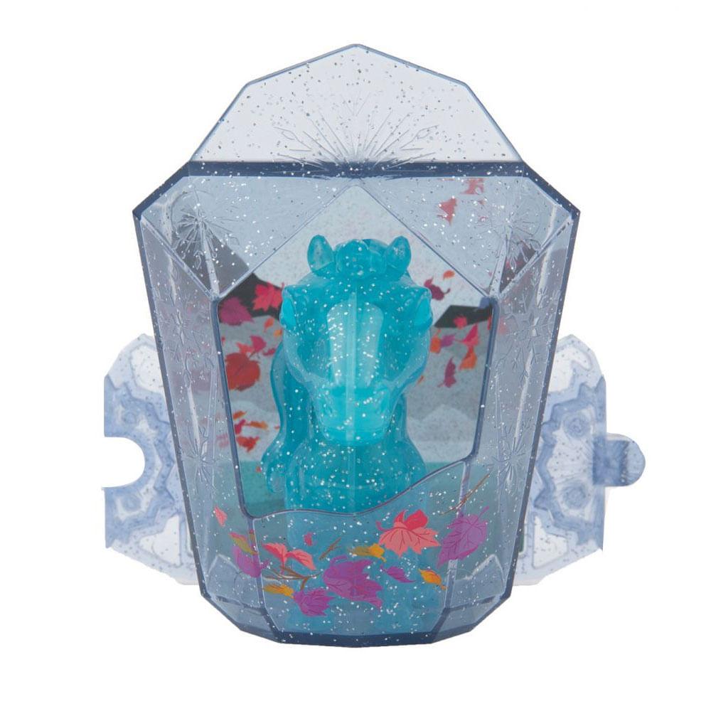 Mini Figura Com Luzes e Cenário - 7 Cm - Disney - Frozen 2 - Nokk - Fun