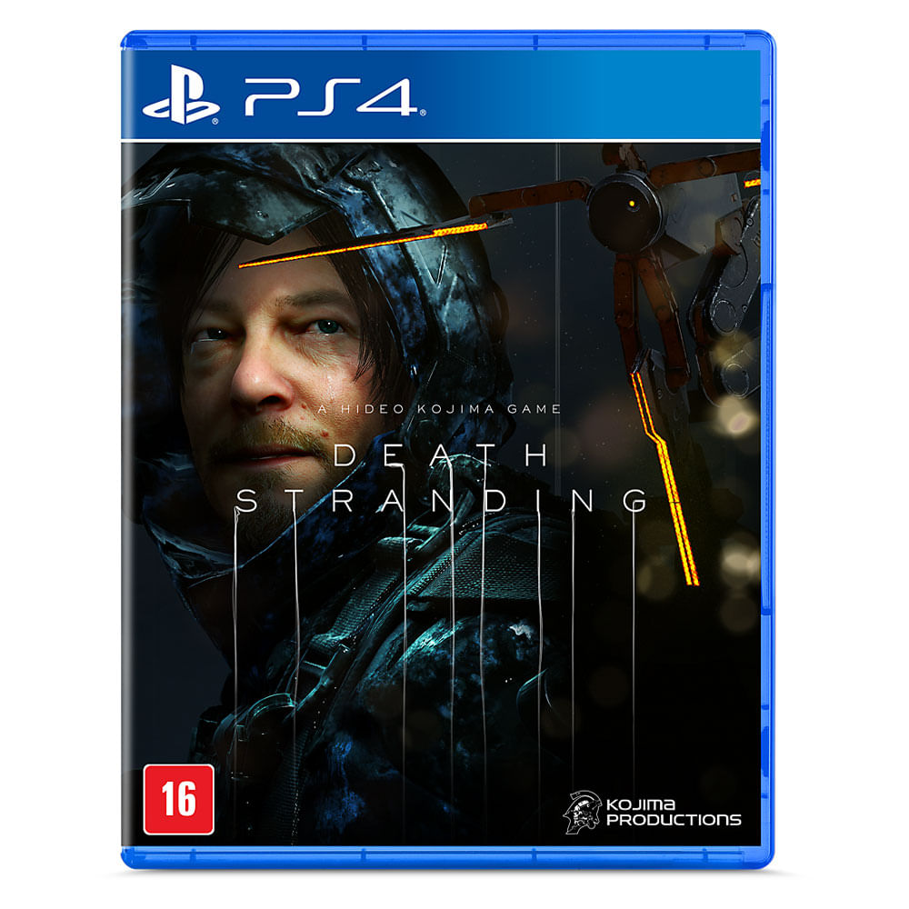 Jogo PS4 - Death Stranding - Standard Edition - Sony