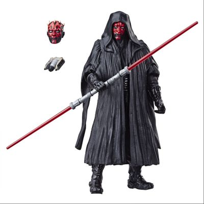 Figura-Articulada-Colecionavel---15-Cm---Disney---Star-Wars---Archive---Darth-Maul---Hasbro