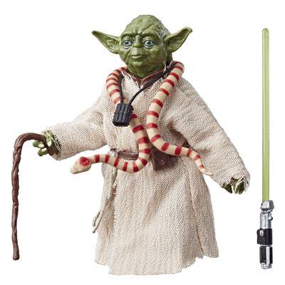 Figura-Articulada-Colecionavel---15-Cm---Disney---Star-Wars---Archive---Yoda---Hasbro