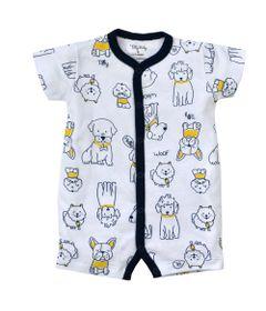 macaquinho-infantil-manga-curta-cachorrinho-100-algodao-branco-tilly-baby-p_frente
