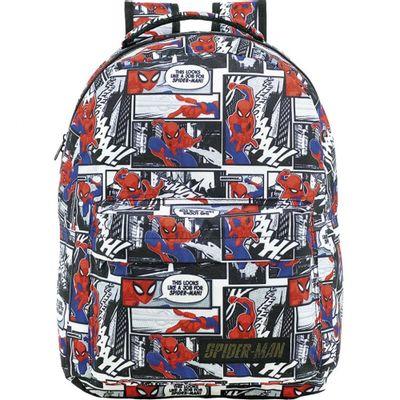 Mochila-Infantil-30x40-Cm-N-4-Disney-Marvel-Spider-Man-Xeryus_Frente