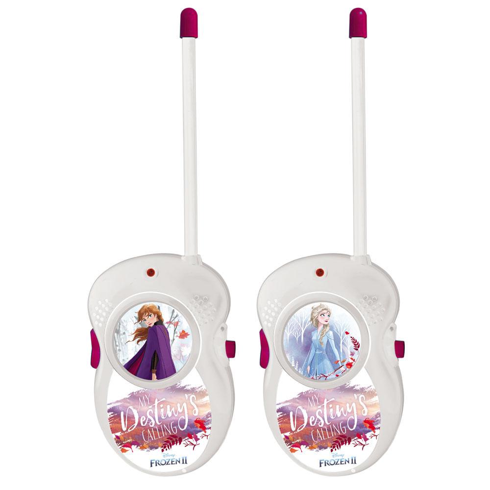Walkie - Talkie - Disney - Frozen 2 - Candide