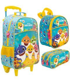 kit-escolar-mala-com-rodinhas-lancheira-e-estojo-duplo-baby-shark-family-xeryus-9030-9034-9035_Frente