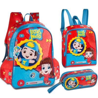kit-escolar-mochila-n-13-lancheira-e-estojo-duplo-luccas-neto-xeryus-LN9005L-LN9006F-LN9011D_Frente