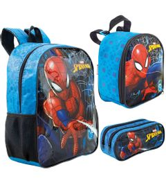 kit-escolar--mochila-lancheira-e-estojo-duplo-disney-marvel-spider-man-xeryus-8685-8682-8684_Frente