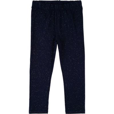 Calca-Legging-Infantil---Glitter---100--Algodao---Azul-Marinho---Minimi---3_Frente