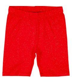 Bermuda-Infantil-Ciclista---Glitter---100--Algodao---Vermelho---Minimi_Frente