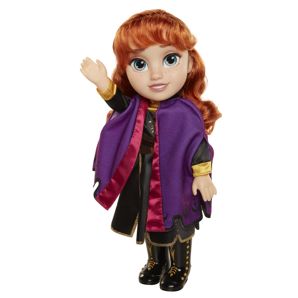 Boneca de Luxo - 37 Cm - Disney - Frozen 2 - Anna - Mimo
