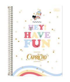 Caderno-Universitario-Espiralado---Capa-Dura---320-Folhas---Capricho---Branco---Tilibra