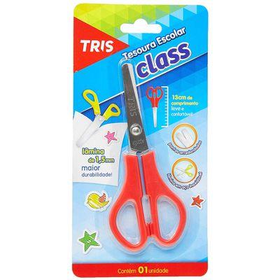 TESOURA-TRIS-CLASS-13CM