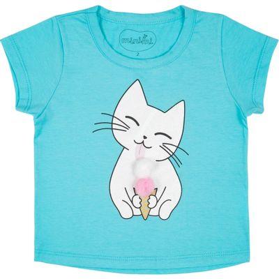 camisa-manga-curta-gatinho-sorvete-100-algodao-azul-minimi-4-RH003008_Frente