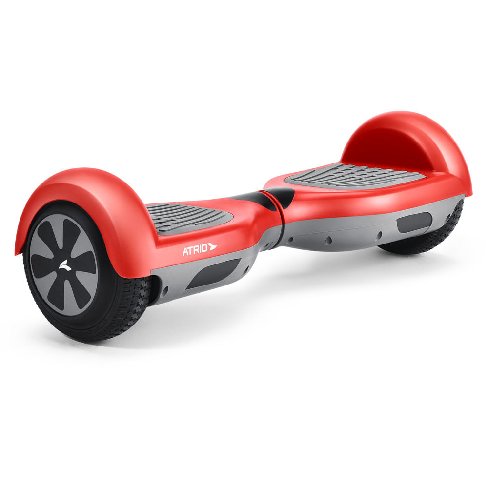 Skate Elétrico - Hoverboard - Slid - Atrio - Vermelho - Multikids