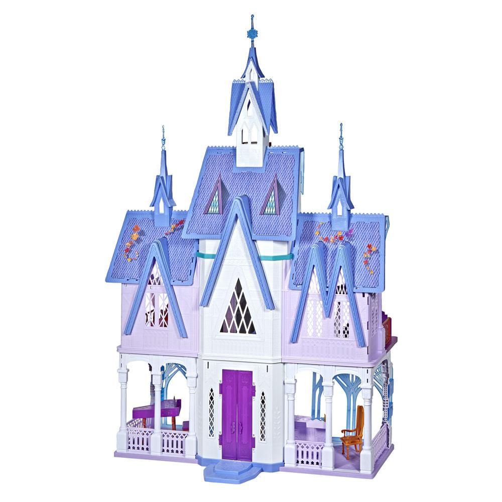 Playset Castelo de Arendelle - Deluxe - 152 Cm -  Disney - Frozen 2 - Hasbro