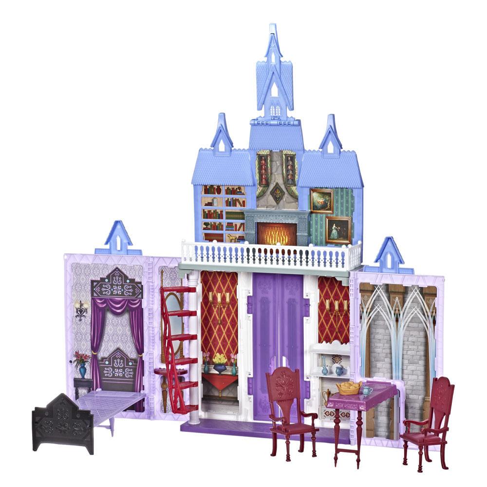 Playset Castelo de Arendelle - 38 Cm - Disney - Frozen 2 - Hasbro