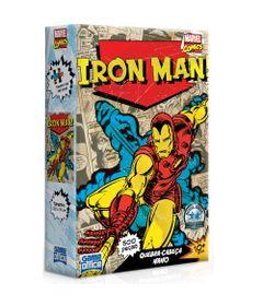 Quebra-Cabeca-Nano---500-Pecas---Disney---Marvel-Comics---Iron-Man---Toyster