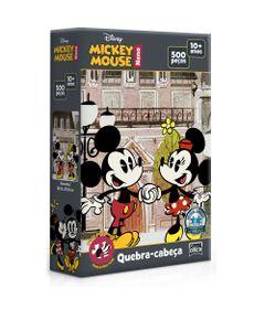Quebra-Cabeca-Nano---500-Pecas---Disney---Mickey-e-Minnie-Mouse---Toyster