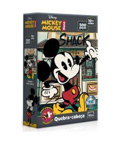 Quebra-Cabeca-Nano---500-Pecas---Disney---Mickey-Mouse---Toyster