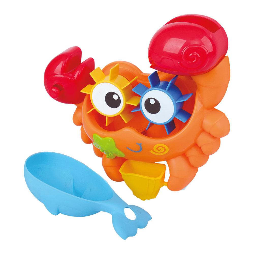 Brinquedo de Banho - Sr. Caranguejo - Baldinho - Minimi