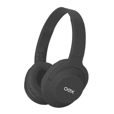 fone-de-ouvido-headset-flow-bluetooth-hs307-cinza-oex-485951_frente