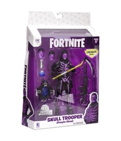 Figura-Articulada---15-Cm---Fortnite---Legendary-Series---Skull-Tropper---Purple-Grow---Sunny