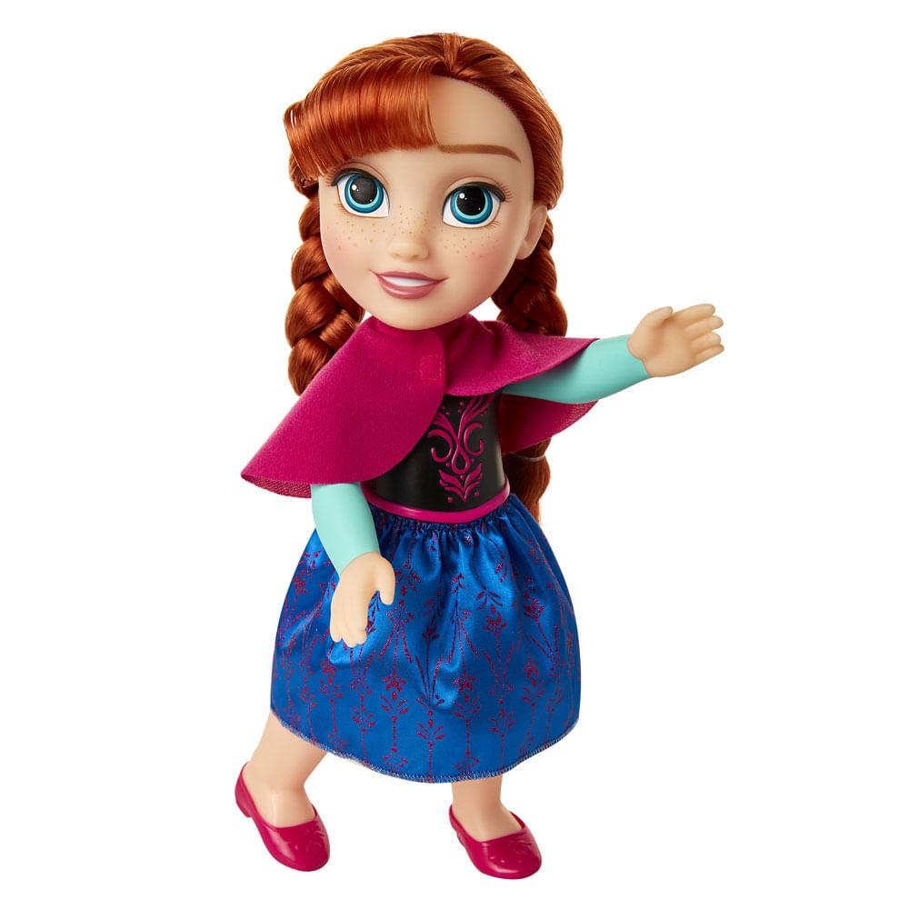 Boneca Articulada - 37 Cm - Disney - Frozen - Anna - Mimo