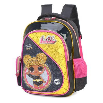 mochila-infantil-35-cm-lol-surprise-queen-bee-preto-luxcel-IS34623-LO-0600UN_Frente