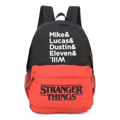 mochila-escolar-44-cm-stranger-thyngs-vermelho-luxcel-MJ48735-SA-0400UN_Frente