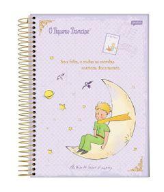 caderno-universitario-espiralado-capa-dura-10-materias-o-pequeno-principe-200-folhas-jandaia-50227-20_frente