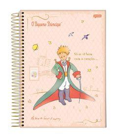 caderno-universitario-espiralado-capa-dura-1-materia-o-pequeno-principe-96-folhas-jandaia-50228-20_frente