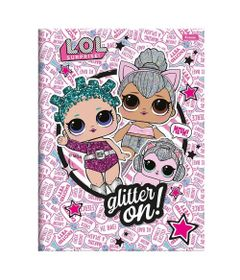 caderno-de-brochura-caligrafia-lol-surprise--96-folhas-glitter-on-foroni_Frente