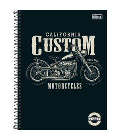 caderno-de-espiral-capa-dura-colegial-pepper--10-materias-california-custom-motorcycles-tilibra_frente