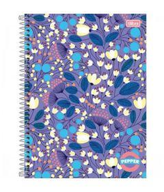 caderno-de-espiral-capa-dura-colegial-pepper---roxo-floral-tilibra_frente