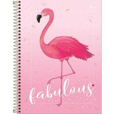 caderno-de-espiral-capa-dura-colegial---flamingo-fabulous-tilibra_frente