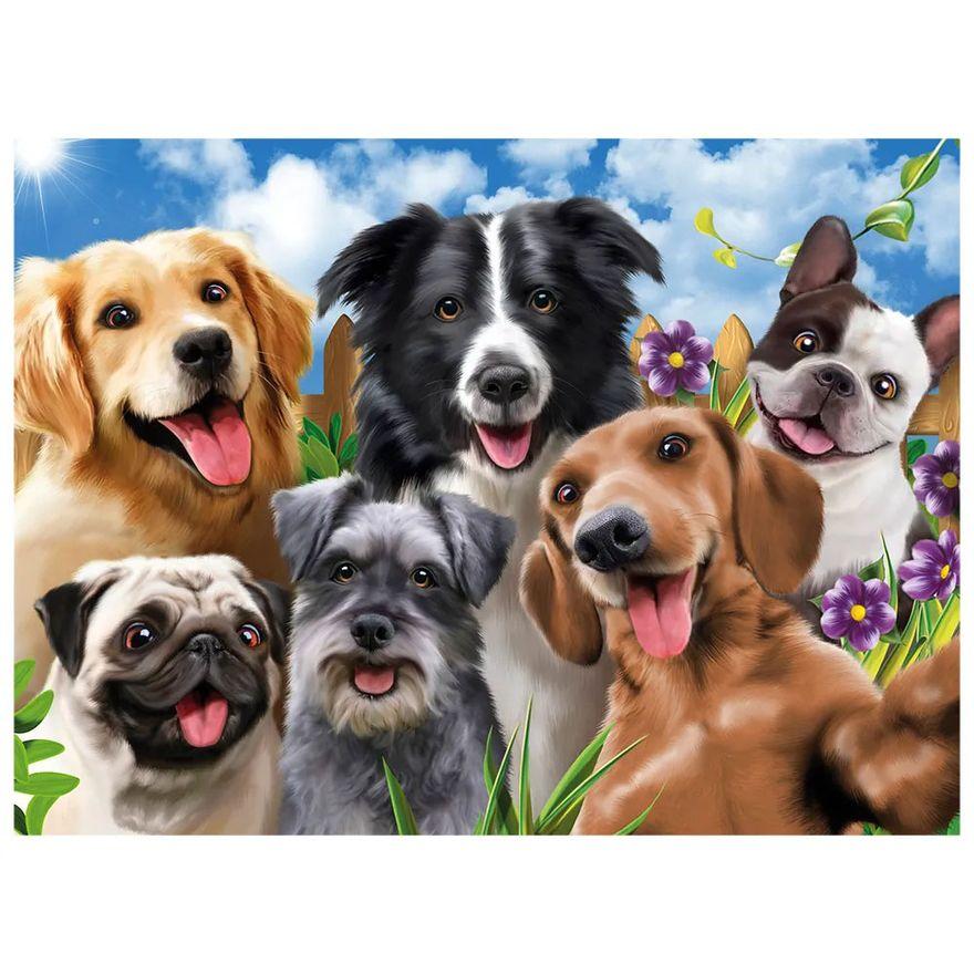quebra-cabeca-500-pecas-selfie-pets-cachorros-grow-3742_detalhe2