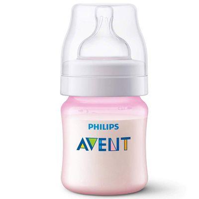 mamadeira-classica-rosa-anti-colica-125-ml-philips-avent-SCF811-17_frente