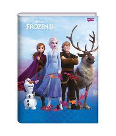 caderno-universitario-brochura-frozen-2-turma-frozen-96-folhas-jandaia-62509-20_Frente