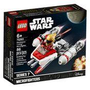 lego-star-wars-disney-microfigher-y-wing-da-resistencia-75263_frente
